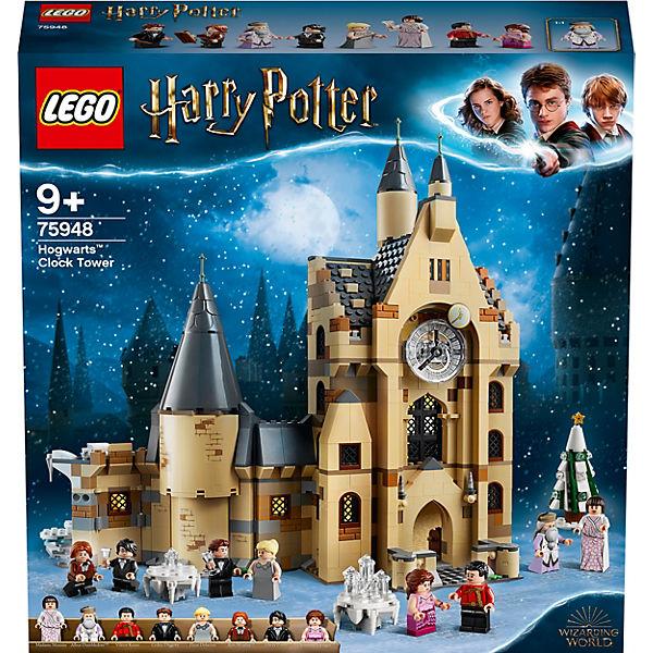 Lego Harry Potter 75948 Hogwarts Uhrenturm Harry Potter Mytoys