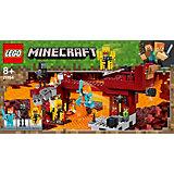 "Конструктор LEGO Minecraft ""Мост Ифрита"" 21154"