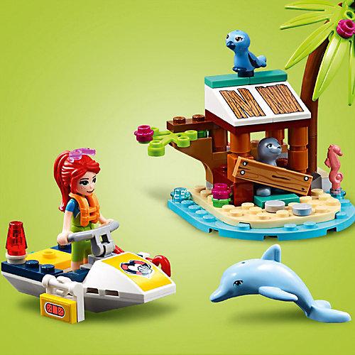 Конструктор LEGO Friends 41380: Спасательный центр на маяке от LEGO