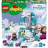 """Конструктор LEGO Duplo Princess """"Ледяной замок"""" 10899"""
