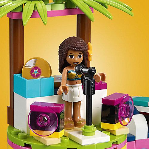 Конструктор LEGO Friends 41374: Вечеринка Андреа у бассейна от LEGO