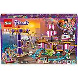 Конструктор LEGO Friends 41375: Прибрежный парк развлечений