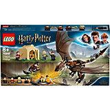 Конструктор LEGO Harry Potter 75946: Турнир трёх волшебников: венгерская хвосторога