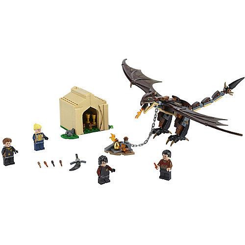 Конструктор LEGO Harry Potter 75946: Турнир трёх волшебников: венгерская хвосторога от LEGO