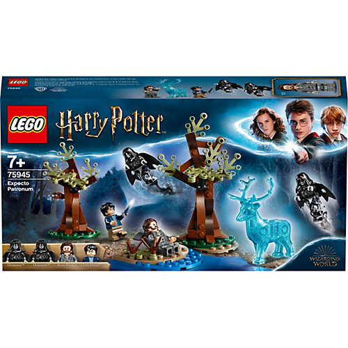 Конструктор LEGO Harry Potter 75945: Экспекто Патронум! от LEGO