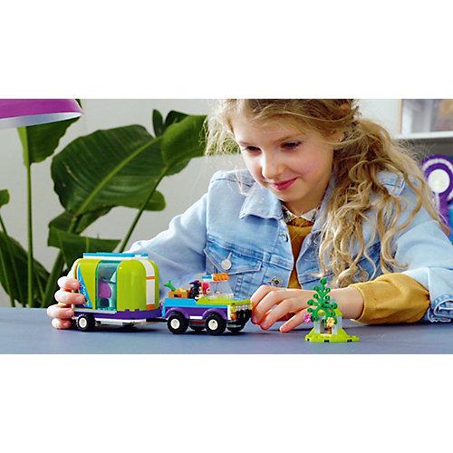 Конструктор LEGO Friends 41371: Трейлер для лошадки Мии от LEGO