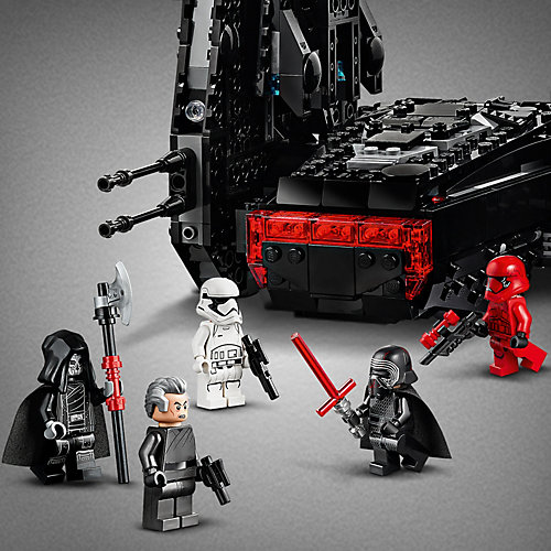 Конструктор LEGO Star Wars 75256: Шаттл Кайло Рена от LEGO