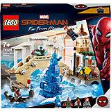 Конструктор LEGO Super Heroes 76129: Нападение Гидромена