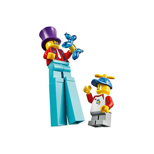 "Конструктор LEGO City Town 60234: Комплект минифигурок ""Весёлая ярмарка"" от LEGO"