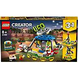 Конструктор LEGO Creator 31095: Ярмарочная карусель