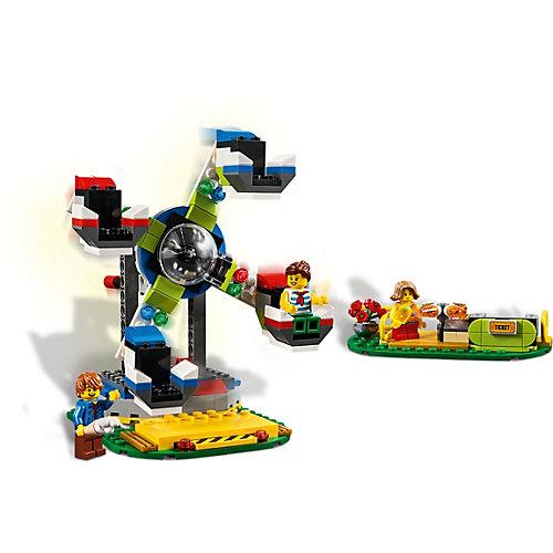 Конструктор LEGO Creator 31095: Ярмарочная карусель от LEGO