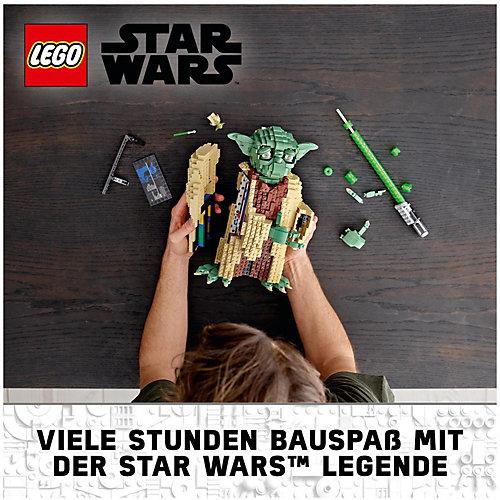 Конструктор LEGO Star Wars 75255: Йода от LEGO