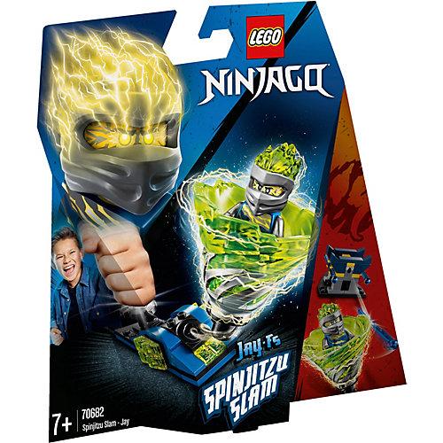 Конструктор LEGO Ninjago 70682: Бой мастеров кружитцу — Джей от LEGO