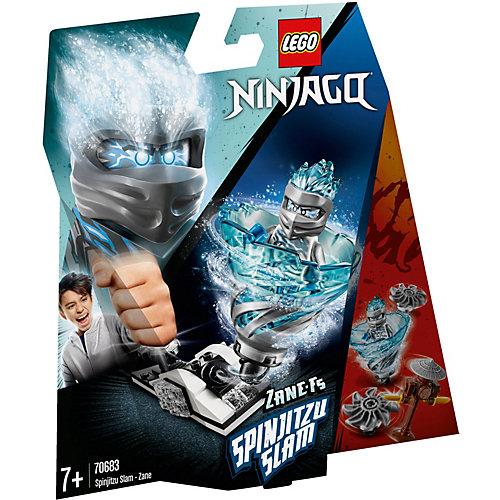 Конструктор LEGO Ninjago 70683: Бой мастеров кружитцу — Зейн от LEGO