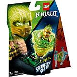 Конструктор LEGO Ninjago 70681: Бой мастеров кружитцу — Ллойд