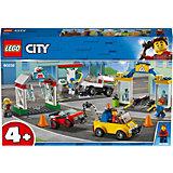 Конструктор LEGO City Town 60232: Автостоянка