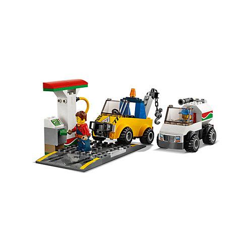 Конструктор LEGO City Town 60232: Автостоянка от LEGO