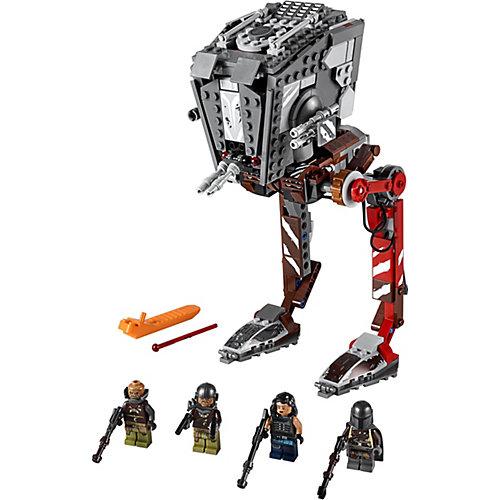 Конструктор LEGO Star Wars 75254: Диверсионный AT-ST от LEGO