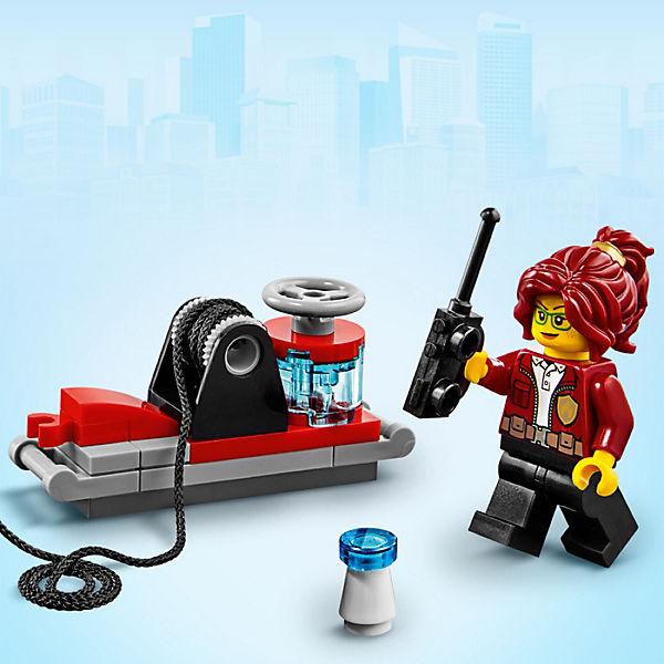 LEGO 60231 City: Feuerwehr-Einsatzleitung, LEGO City dO1rCC