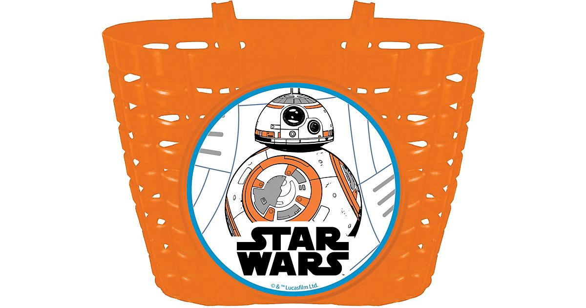 Fahrradkorb Star Wars orange