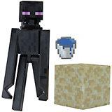 Игровая фигурка Jazwares Minecraft Attacking Enderman,  8 см