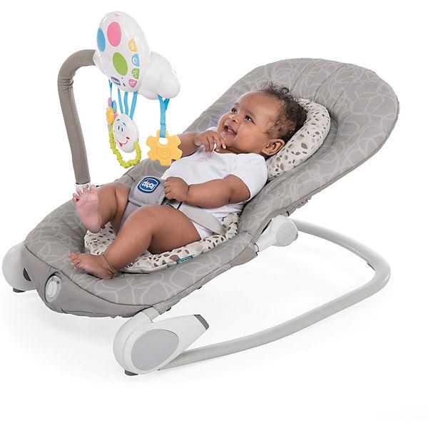 Кресло-качалка Chicco Ballon Baby, mirage