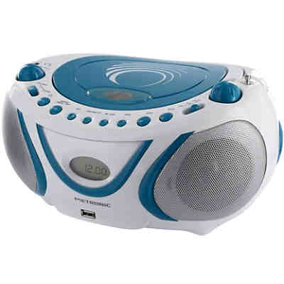 "CD-Player Boombox mit USB/MP3/Radio ""Wave"""