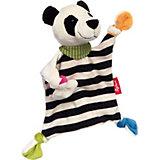 Мягкая игрушка Sigikid, комфортер панда, коллекция Классик, 23 см