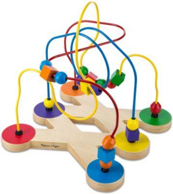 """Лабиринт с бусинами Melissa & Doug """"Классические игрушки"""""""