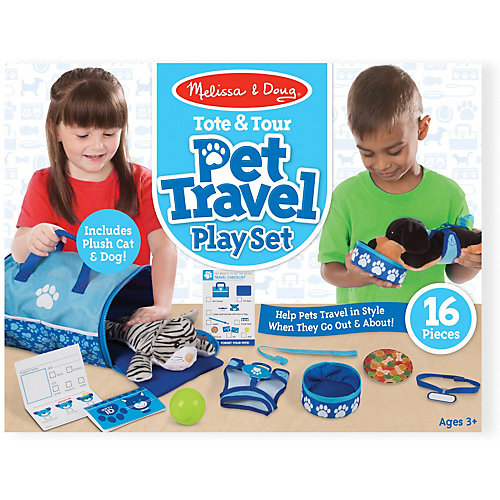 """Игровой набор Melissa & Doug """"Домашние животные"""" от Melissa & Doug"""
