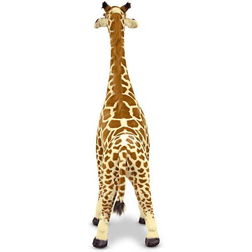 Мягкая игрушка Melissa & Doug, Большой Жираф от Melissa & Doug