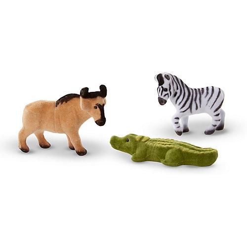 """Фигурки животных Melissa & Doug """"Классические игрушки"""", Сафари от Melissa & Doug"""