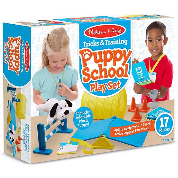 """Игровой набор Melissa & Doug """"Тренируем щенка"""""""