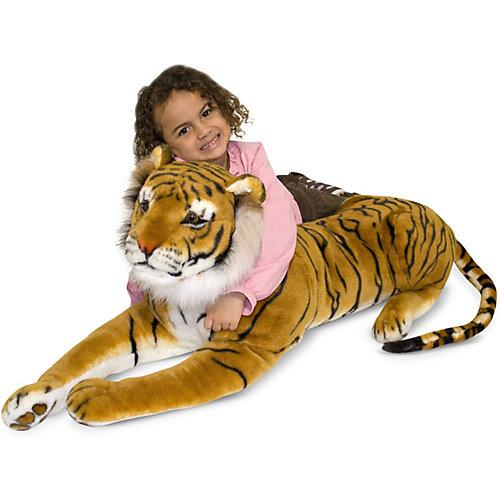 Мягкая игрушка Melissa & Doug, Тигр от Melissa & Doug