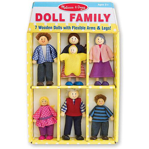 Кукольная семья Melissa & Doug от Melissa & Doug