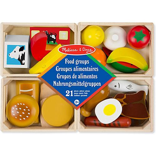 """Набор продуктов Melissa & Doug """"Готовь и играй"""" от Melissa & Doug"""