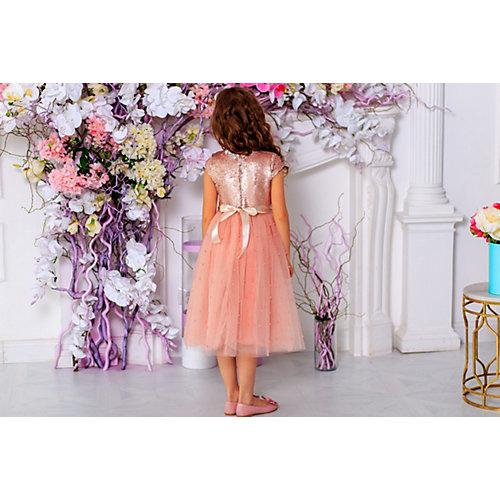 Нарядное платье Aliciia - блекло-розовый от Aliciia