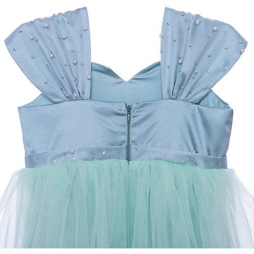 Нарядное платье Aliciia - бирюзовый от Aliciia