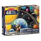 Напольный пазл Melissa & Doug, Солнечная система