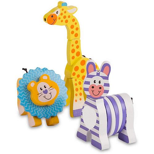 """Животные сафари Melissa & Doug """"Первые навыки"""" от Melissa & Doug"""
