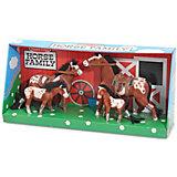 """Семейка лошадей Melissa & Doug """"Классические игрушки"""""""