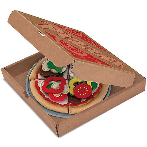 """Набор Melissa & Doug """"Готовь и играй"""", Пицца от Melissa & Doug"""