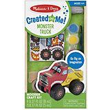 """Деревянный грузовик-монстр Melissa & Doug """"Классические игрушки"""""""