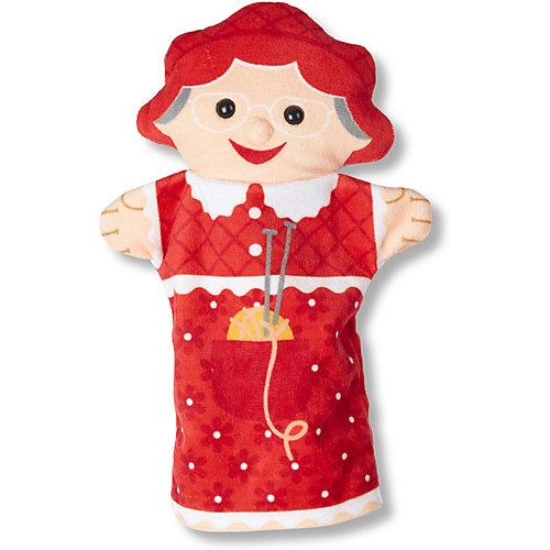 Плюшевые куклы на руку Melissa & Doug, Красная шапочка от Melissa & Doug