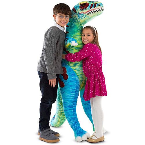 Мягкая игрушка Melissa & Doug, Гигантский Т-Рекс от Melissa & Doug