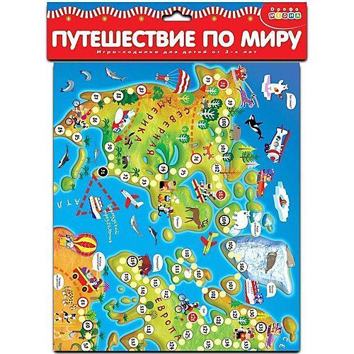 """Настольная игра Дрофа-Медиа """"Путешествие по миру"""" от Дрофа-Медиа"""