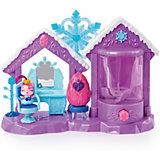 Игровой набор Hatchimals Ледяной Салон, 6 серия