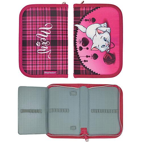 Пенал Magtaller Cat без наполнения - розовый от MagTaller