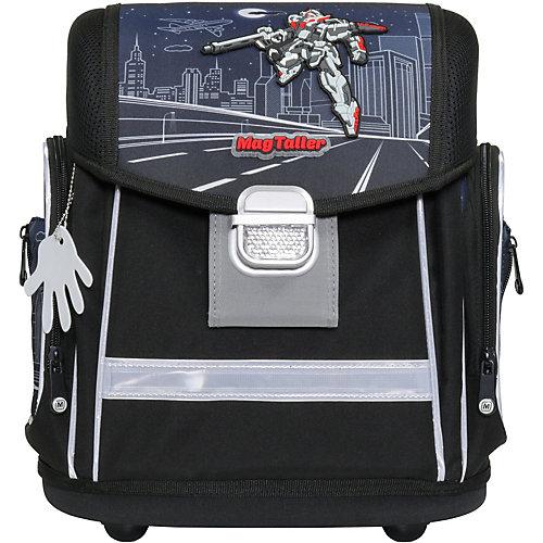 Ранец Magtaller Evo Robot без наполнения - черный от MagTaller