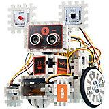 Электронный конструктор Амперка «Робоняша» продолжение набора «Йодо»